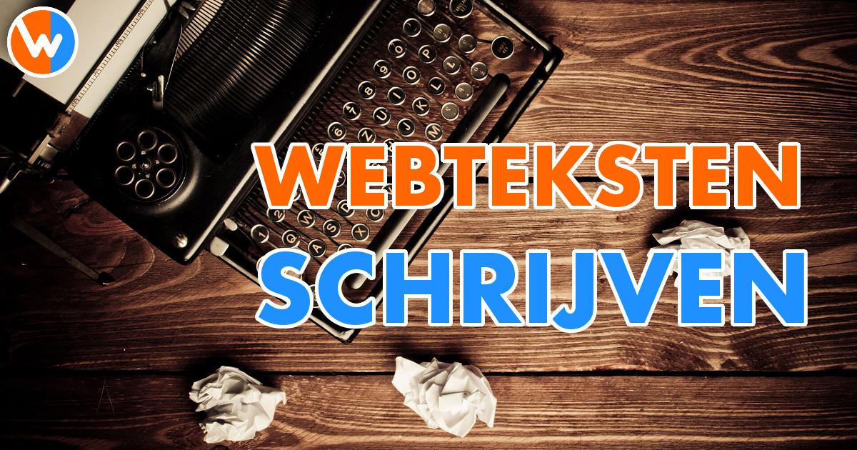 Negen tips voor het schrijven van onweerstaanbare webteksten